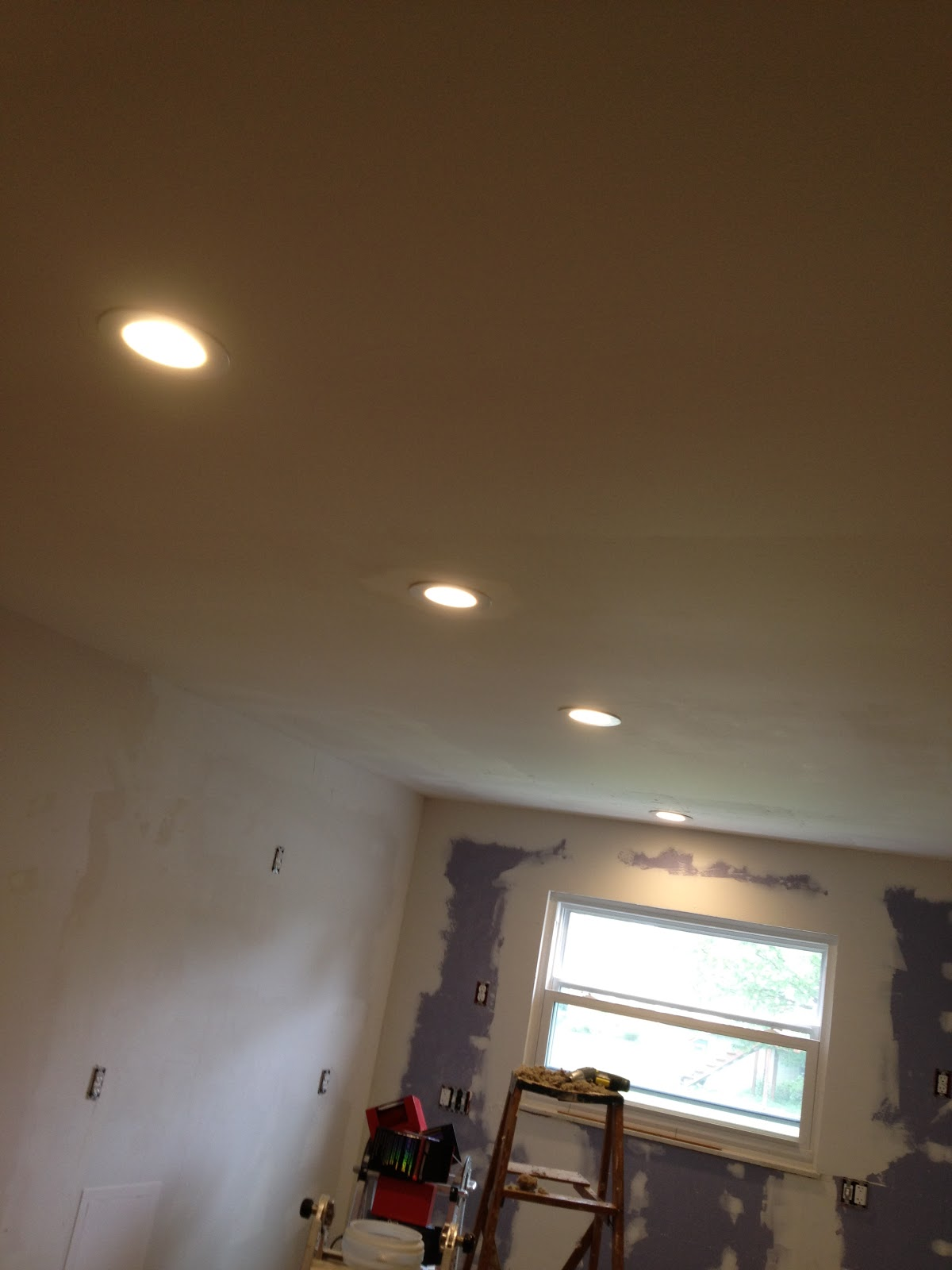 Our Ikea Kitchen Recycling And Recessed Lighting