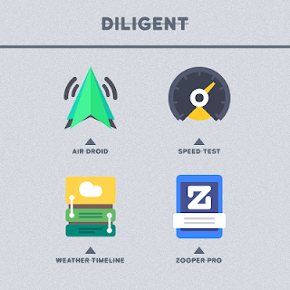 DILIGENT ICON PACK v2.0.6 Patched APK