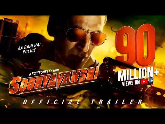 Sooryavanshi Movie Trailer Review
