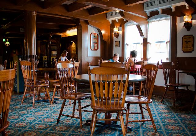 Informações do restaurante Columbia Harbor House