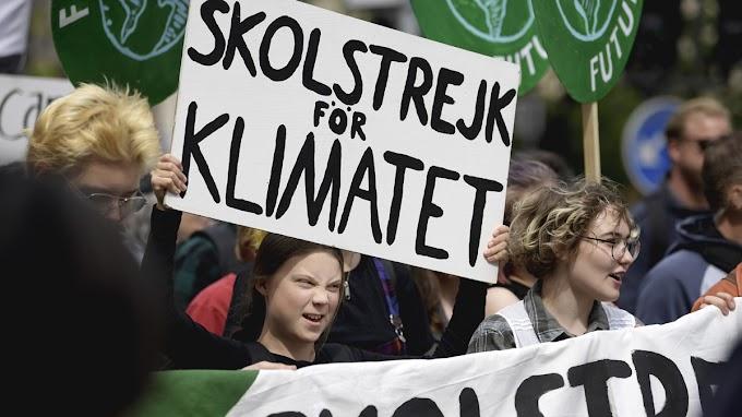 Greta Thunberg nevének levédetését kéri