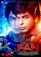 Fan 2016 480p Hindi HDRip Full Movie Download