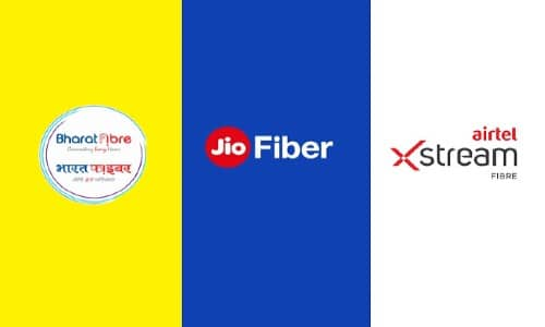 Best Fiber Broadband Plans India: BSNL Bharat Fiber or Jio Fiber or Airtel Xstream Fiber?