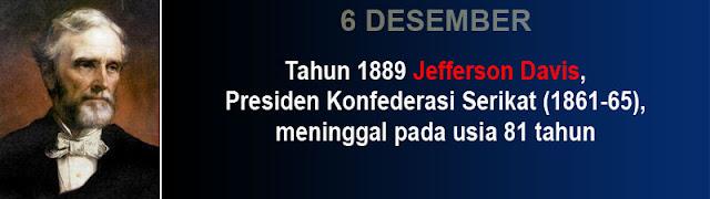 Hari kematian Jefferson Davis