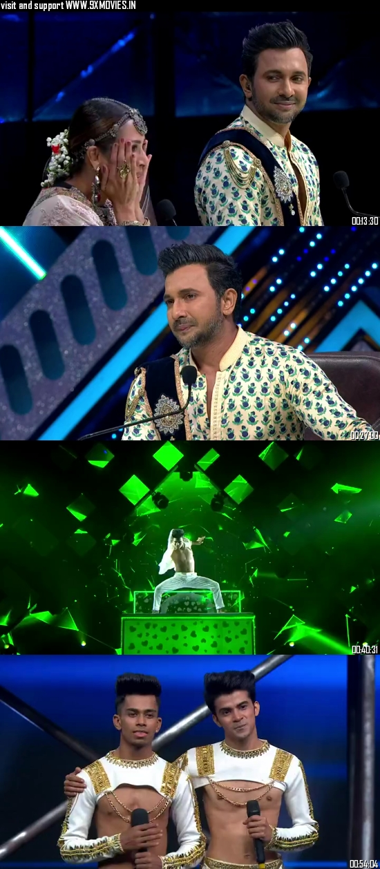 Indias Best Dancer 15 November 2020 HDTV 480p 350MB