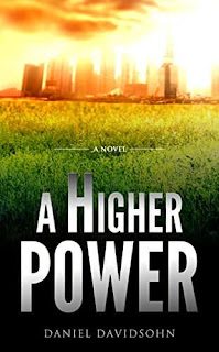 A Higher Power - a Thriller and Suspense by Daniel Davidsohn
