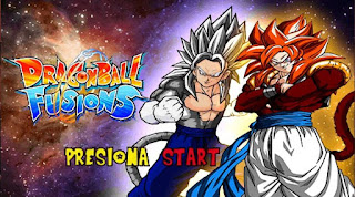DESCARGA!! YA NUEVA ISO DRAGON BALL FUSIONS MOD SB2  [FOR ANDROID Y PC PPSSPP]/DOWNLOAD 2020