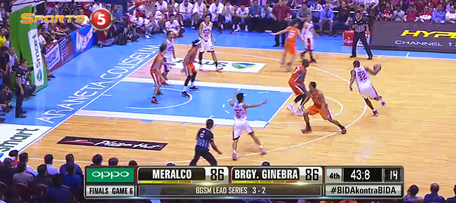 Ginebra def. Meralco, 91-88 (REPLAY VIDEO) October 19 - FINALS Game 6