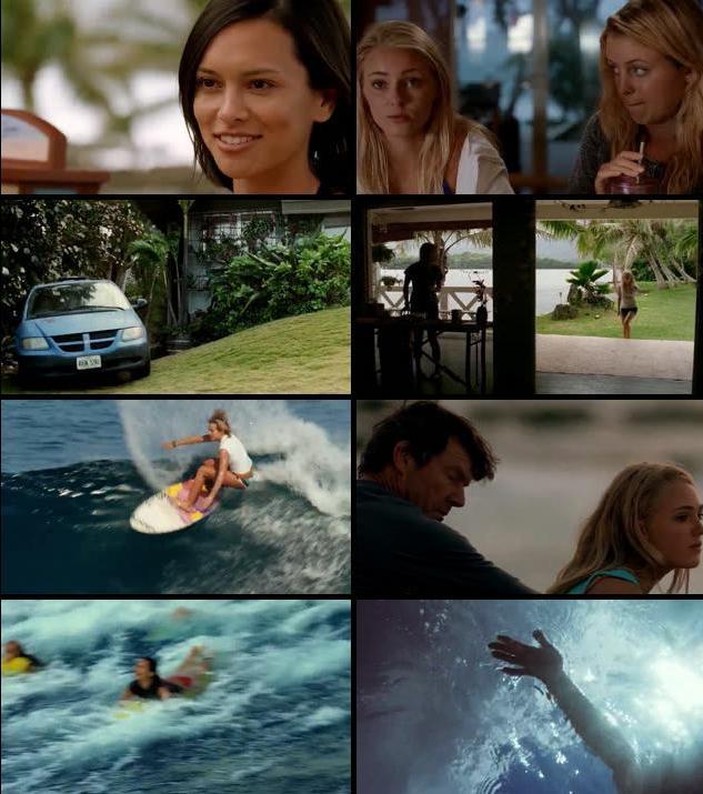 Soul Surfer 2011 Dual Audio Hindi 480p BRRip 300mb