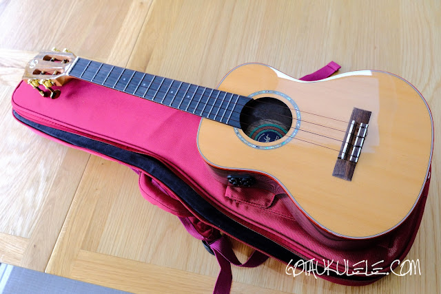 Flight Diana Soundwave Tenor Ukulele