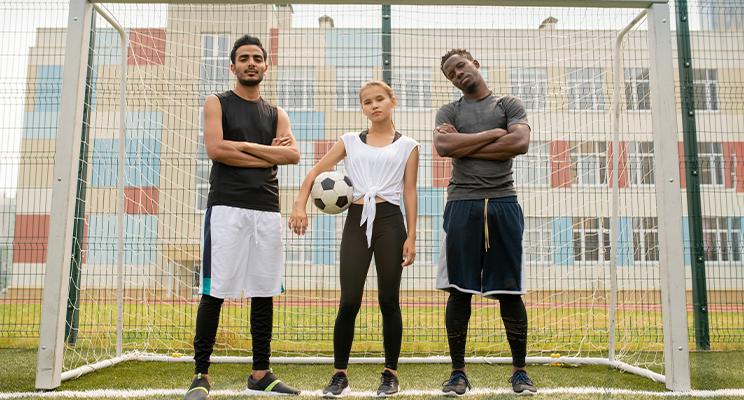 Health benefits of Sports