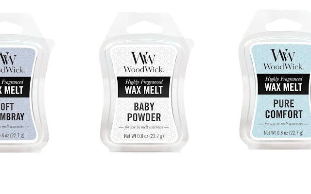 Ulubione Wood Wicki: Soft Chambray, Baby Powder, Pure Comfort - Czytaj więcej »