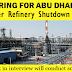 Shutdown Jobs in Abu Dhabi Oil Refining Company (TAKREER) - Apply Now