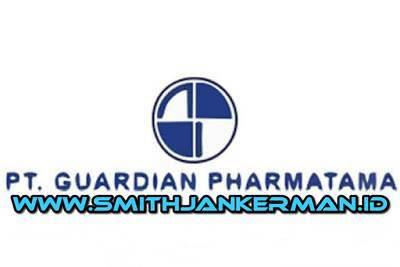 Lowongan PT. Guardian Pharmatama Pekanbaru Maret 2018