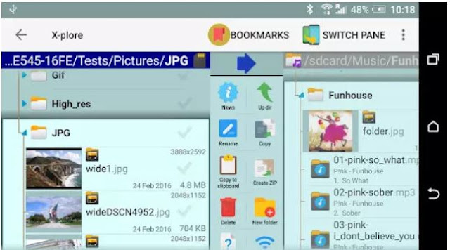 x-file-manager