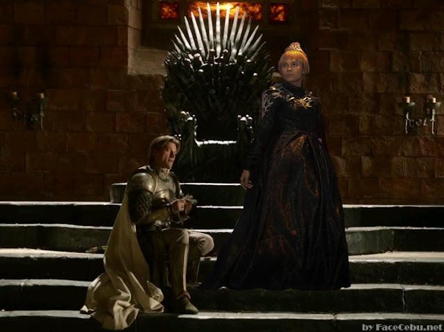 TOP 1 - Social Media Star, Jomie Hospital asCersei Lannister