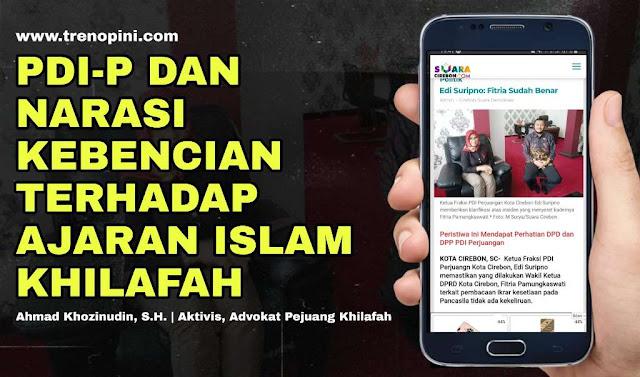 Catatan Hukum Lanjutan, Atas Insiden Ikrar Sumpah Di Gedung DPRD Kota Cirebon