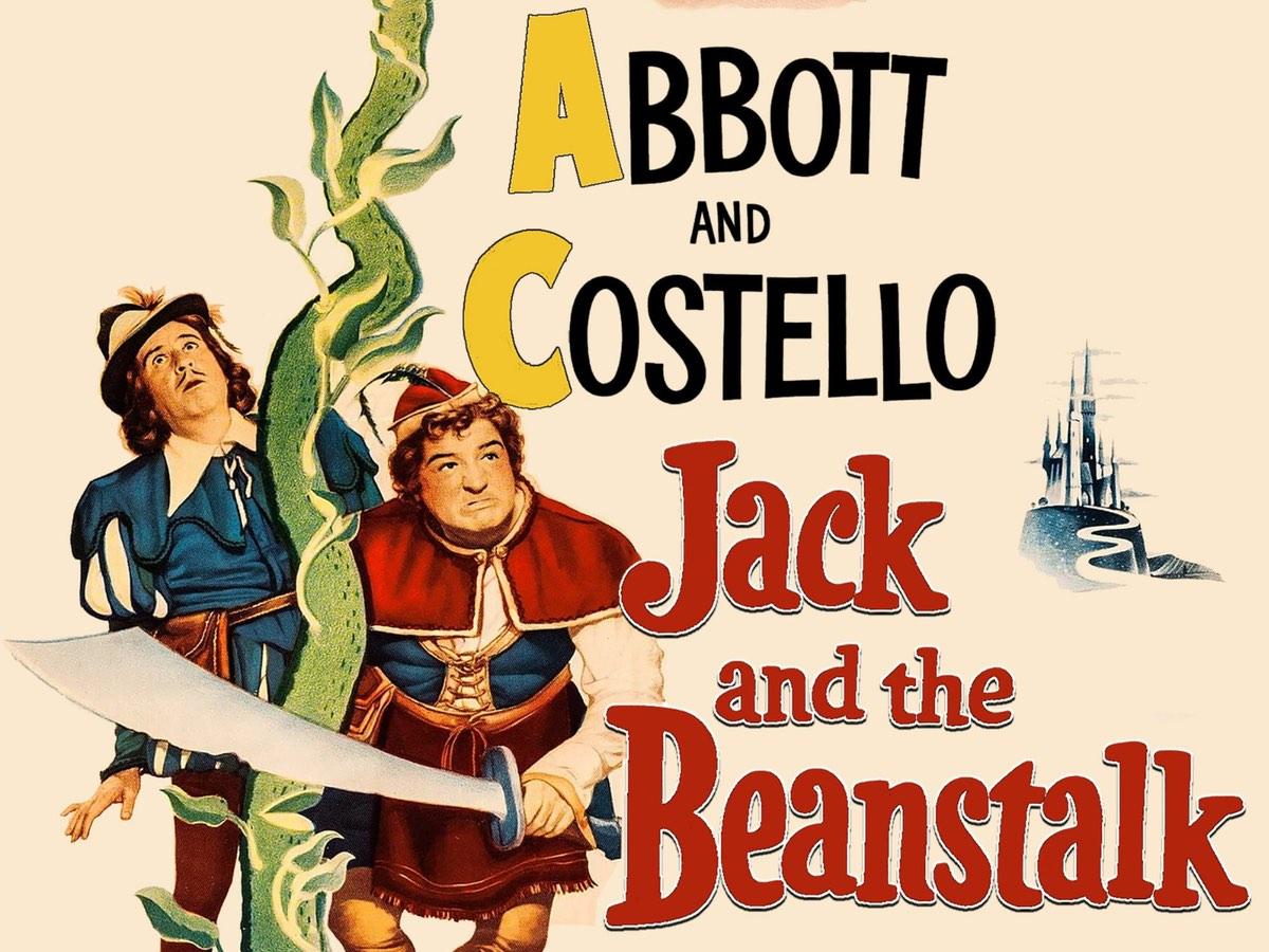 Ver película Jack y las habichuelas mágicas Online