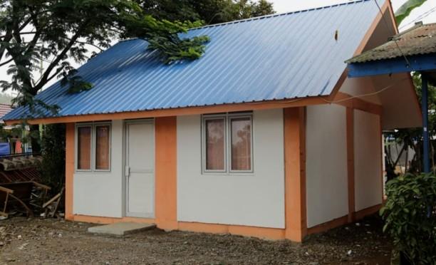 Rumah Instan Sederhana Sehat ( RISHA)