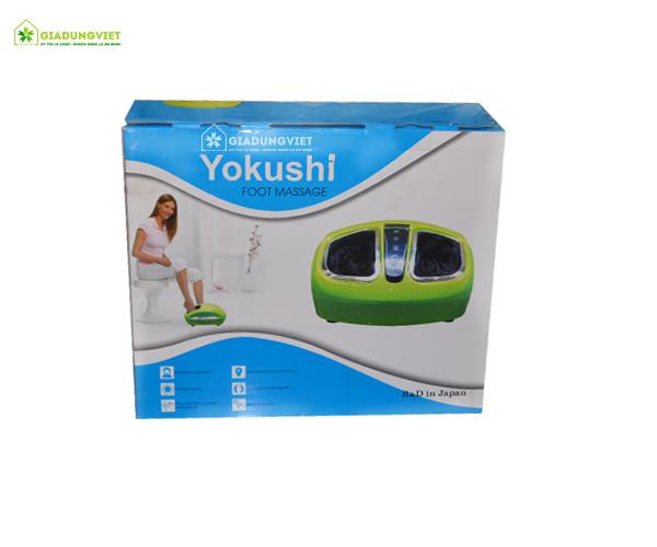 Yokushi YK268A: máy massage chân cho người già cần mua