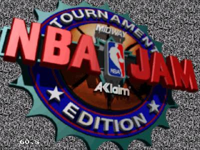 【MD】NBA JAM(NBA灌籃秀),經典籃球運動遊戲!