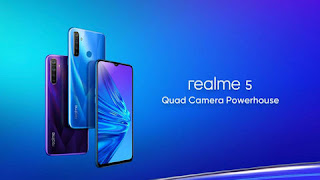 Realme 5 and Realme 5 Pro Smartphone specification and price