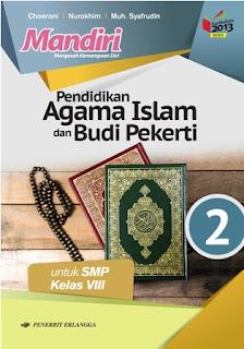 Mandiri Pend. Agama Islam & Bp Smp Kls.Viii/K13N