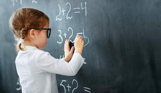 8 Persediaan anak di Tahun 1 untuk subjek Matematik.