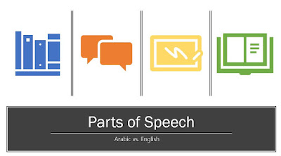 Parts of speech in Arabic