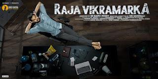 Raja Vikramarka First Look Poster 1
