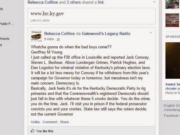 The Young Masters 4 Governor 2015 Blog Kentucky S 8 Lieutenant Governor S Candidates 2015