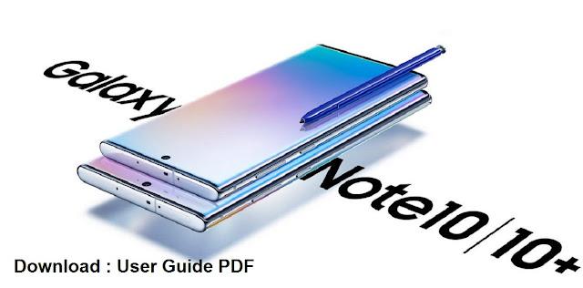 Samsung Galaxy Note 10 / 10+ / 10 5G / 10 Lite User Guide