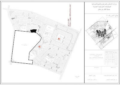 خريطة الحى 21 بالعاشر من رمضان