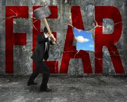 Image result for Taking away the power of fear photos