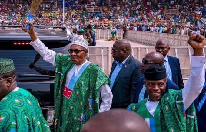 "Yemi Osinbajo: I hate mentioning the name ""PDP"""