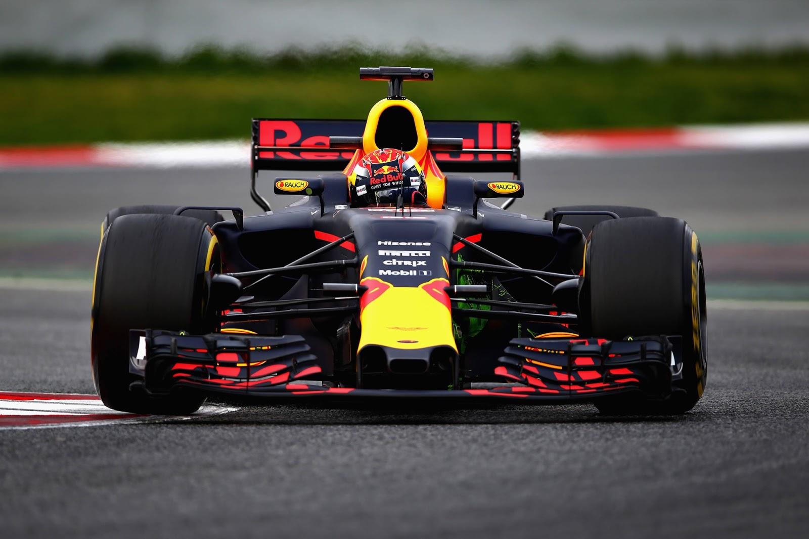F1: Renault Dump Red Bull, Honda Power From 2019