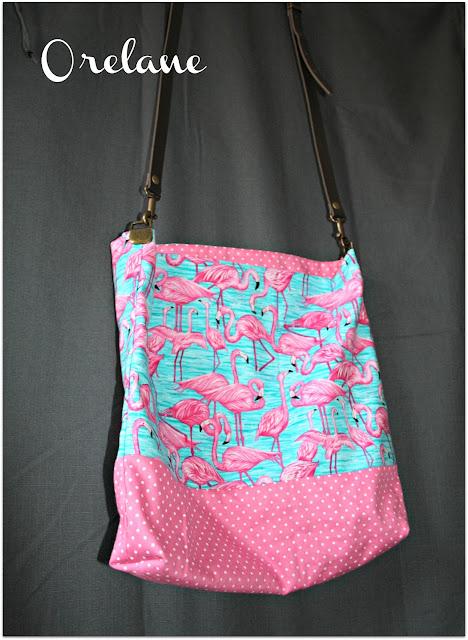 orelane mon tuto de sac facile pour d butante ou nulle en couture ou les 2. Black Bedroom Furniture Sets. Home Design Ideas