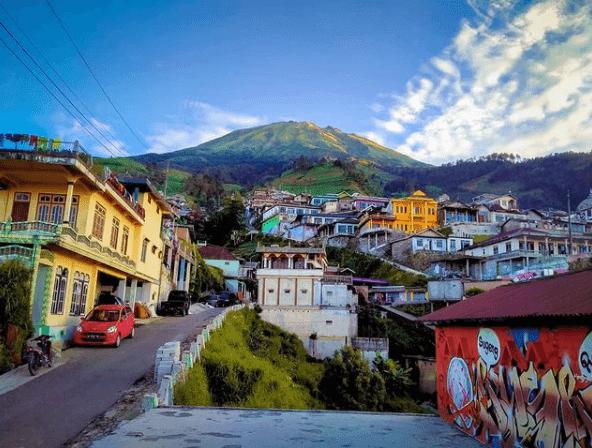 Wisata Magelang hits nepal van java