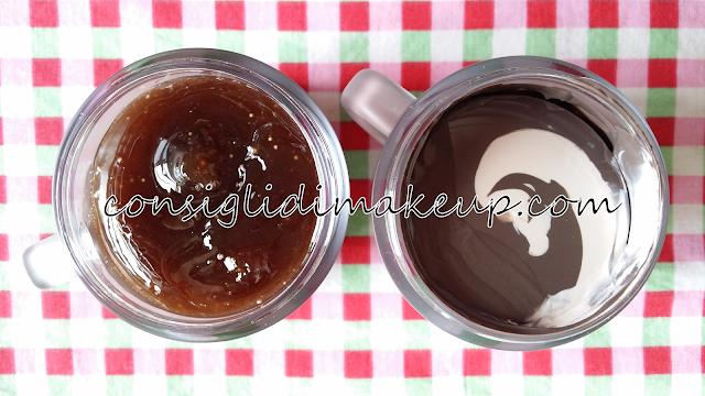 prodotti tonymoly maschera cappuccino maschera latte e cioccolato