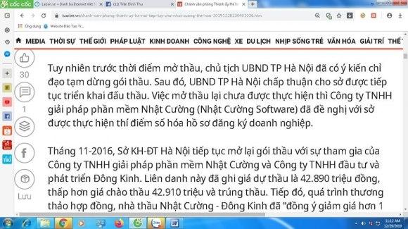 Chánh văn phòng Thành ủy bị bắt, hé lộ vai trò của Chủ tịch Hà Nội?