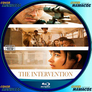 GALLETA 2 THE INTERVENTION 2019 [COVER BLU-RAY]