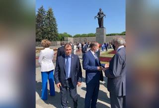 депутат Госдумы Сергей Вострецов