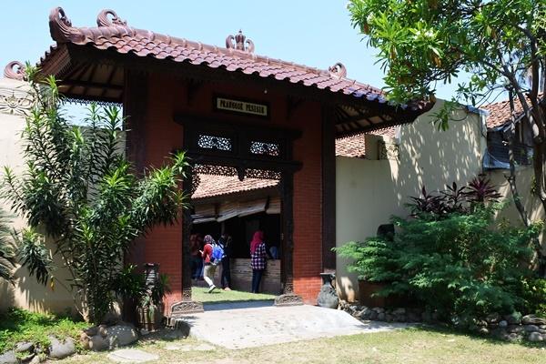 Tempat Pembuatan Batik Pesisir