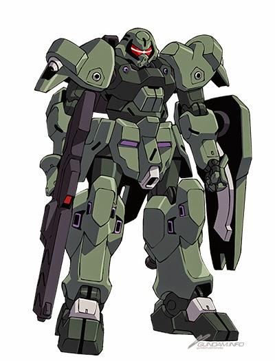 Gundam: G no Reconguista - Mech Files