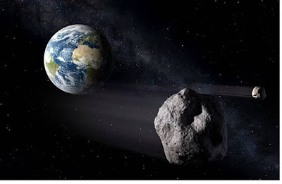 Meteoroid, Meteor, dan Meteorit - pustakapengetahuan.com