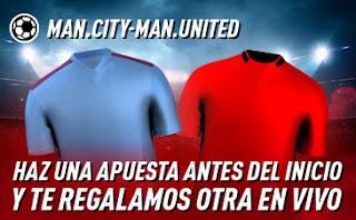 sportium promo City vs United 7 diciembre 2019