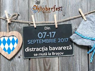 Oktoberfest Brasov 2017: Bere Ciucaș proaspata pe saturate | Entertainment