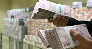 سعر صرف الليرة التركية أمام العملات الرئيسية الاحد 26/1/2020