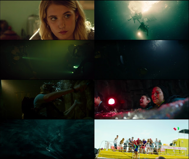 47 Meters Down: Uncaged 2019 Dual Audio ORG 1080p BluRay