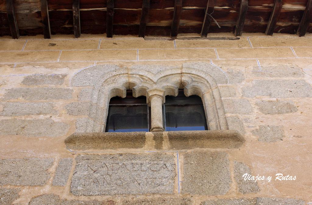 Casa de Rafael Castaño de Cuacos de Yuste